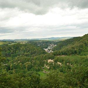 Traumpfad Höhlen- und Schluchtenweg Kell
