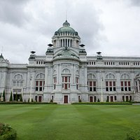 Ananta Samakhom Throne Hall.