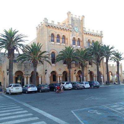 Plaza des Born