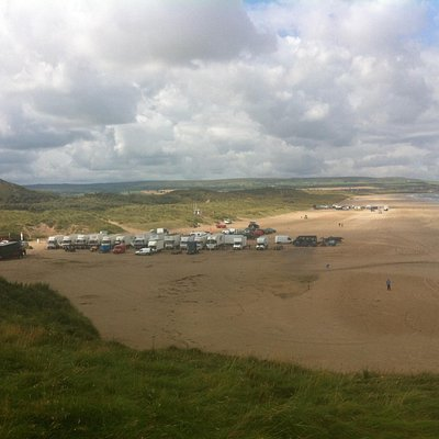 Game of thrones filming on the strand beach