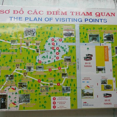 Ben Dinh Cu Chi Tunnels