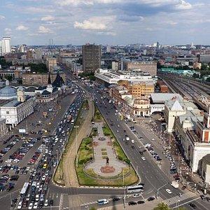 вид из Ленинградской