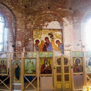 Анзер - Троицкая церковь