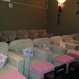 Cinema Foot Massage Room