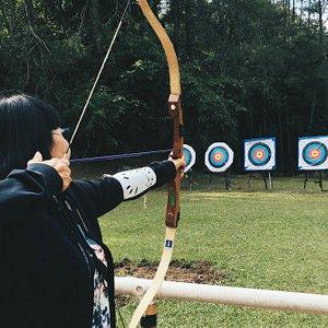 Superb fun archery session!