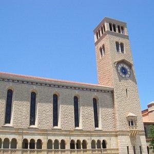 Winthrop Hall Clock Tower