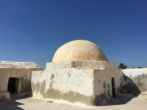 Sidi Yati - the mosque by the sea