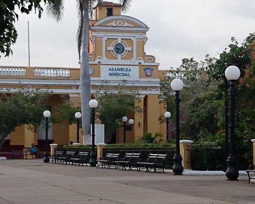 Centro de Trinidad, Museo del Caribe, Parque Céspedes