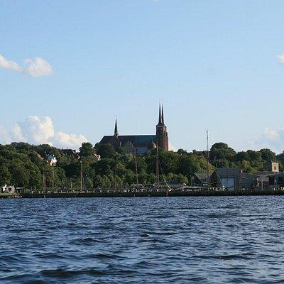 Domkirken set fra Sagafjord