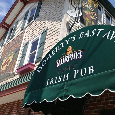 Cold one at Doherty's