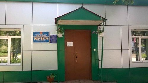 центральный вход в музей с ул. Краснофлотской