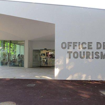 Extérieur Office de Tourisme