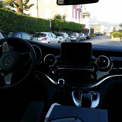 Mercedes V Class 2015