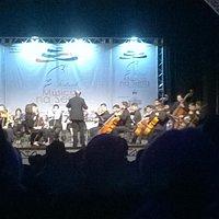 Concerto de encerramento do 3° Festival Música na Serra no Teatro Marajoara