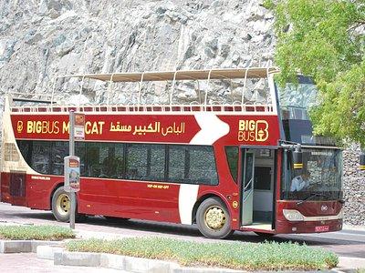 Big Bus Muscat