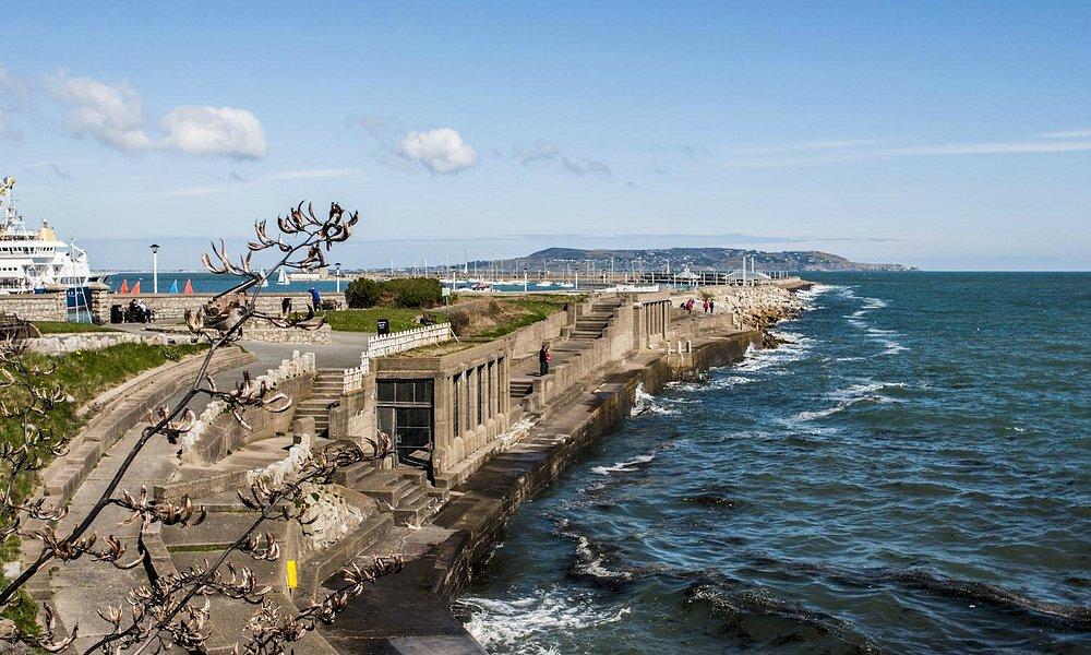 Dun Laoghaire Harbour - fot. Tomasz Budasz Photography