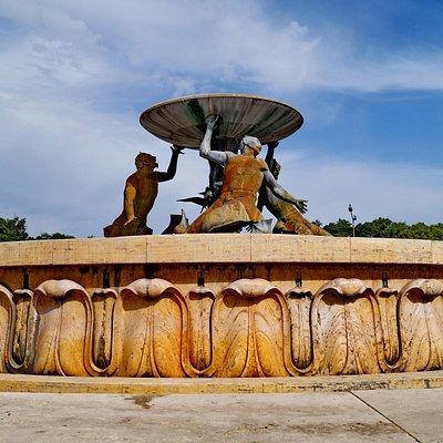 Triton Fountain
