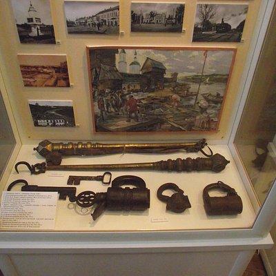 Из экспозиции музея