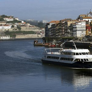 Inicio de mais uma fantástica viagem por este vale magnifico, O Douro.