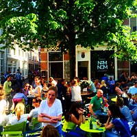 Sunny terras the hotspot in den Bosch