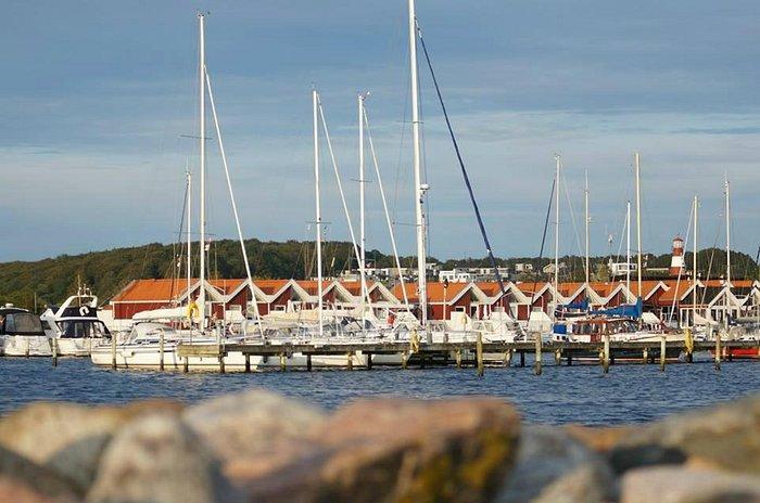 Nibe Lystbådehavn et dejligt sted for gæstesejlere
