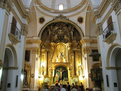 Iglesia de San Pedro Apóstol. Murcia