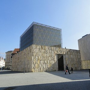 Fachada Sinagoga