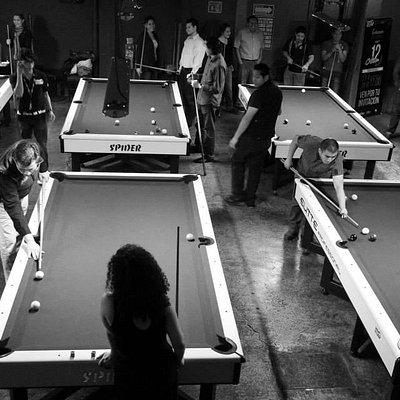 10 mesas de pool 2 de carambola 1 ping pong