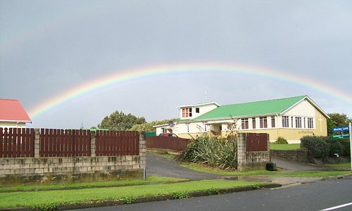 We love rainbows and the promise of God they bring.