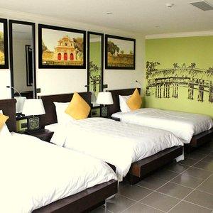 Royal Triple Room