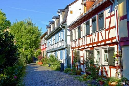 Altstadt Höchst