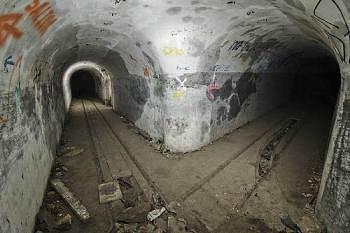 desdoblamiento de túneles