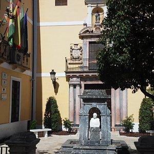 Plaza Aguilar y Eslava - Cabra