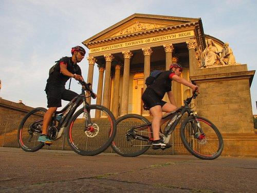 GRANTORINO - in e-bike alla scoperta della prima capitale d'Italia