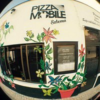 Outside photo of Pizzamobile Salema