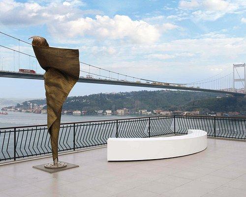 Andrew Rogers, Çözülen / Unfurling, 2007, Borusan Contemporary Art Collection