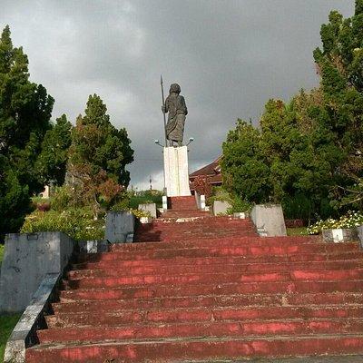 Monumen Martha Christina Tiahahu