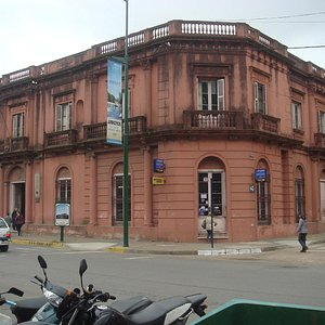 Casa del Gral Urquiza en la ciudad. Museo Andrés García