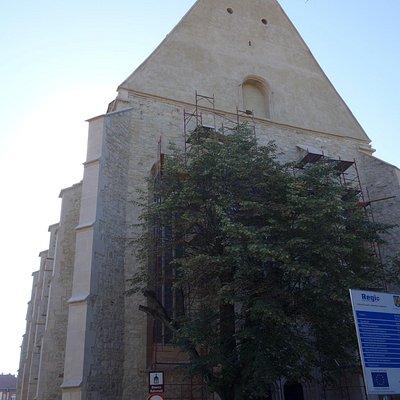 Biserica reformata, Cluj-Napoca