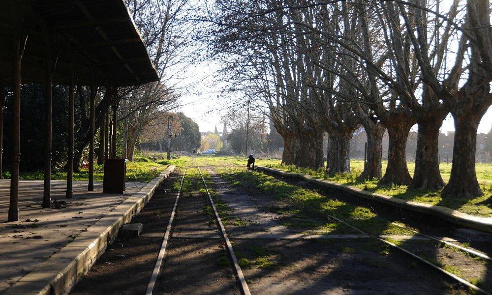 Estación del Ferrocarril General Belgrano