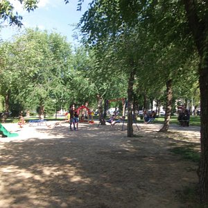 Парк Саши Филипова