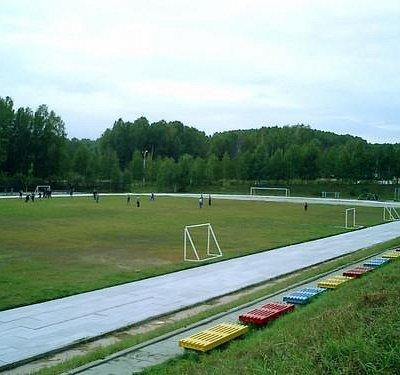 стадион Кольцово