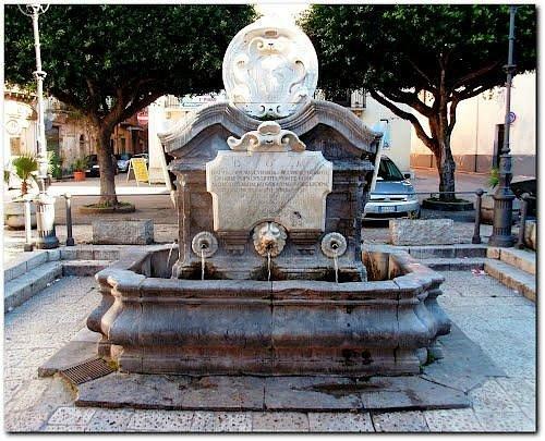 Fontana degli Otto Cannoli di Partinico