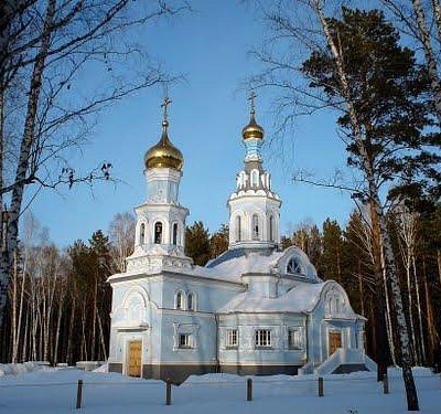Церковь в Кольцово
