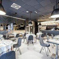 Andromeda Alfa Restaurant