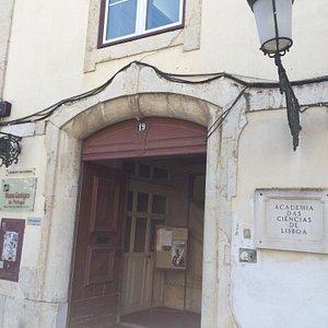 Academia das Ciencias de Lisboa
