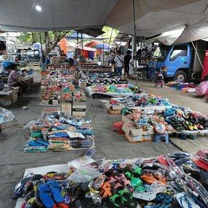 San Patong Saturday Market