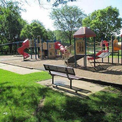 Super play area