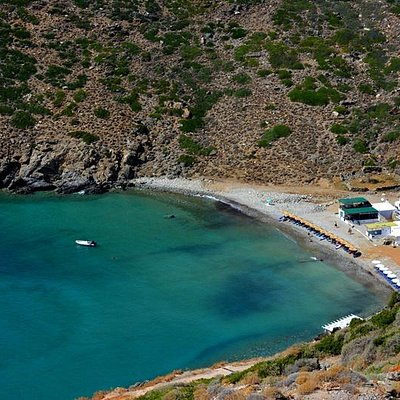 Sifnos Vroulidia Beach