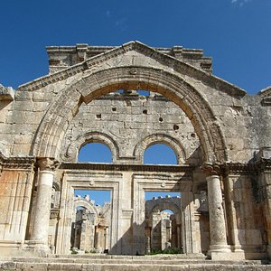 Memories of '08 St Simeon Citadel